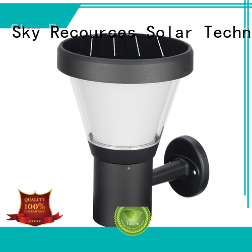 custom solar garden lights supplier for house