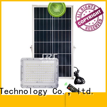 smart best solar flood lights customized for village