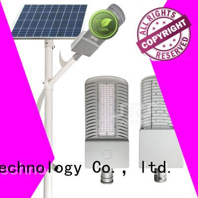 SRS solar street light post apply for home
