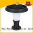 high powered solar powered garden lamps system for trees