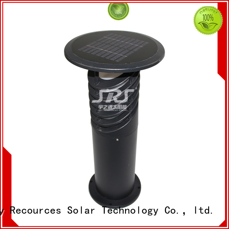 SRS outdoor solar lanterns for patio supplier for house