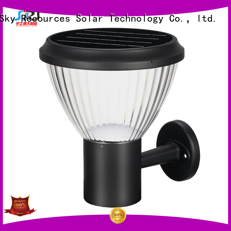 integrated solar energy garden lights system for umbrella