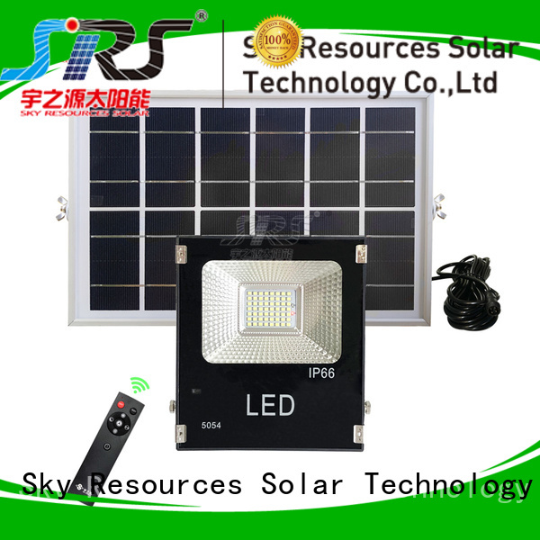 SRS 56w cheap solar lights outdoor with good price for outside
