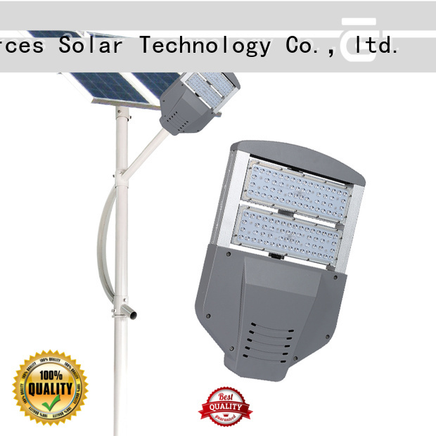 SRS custom solar street lamps supplier for shed