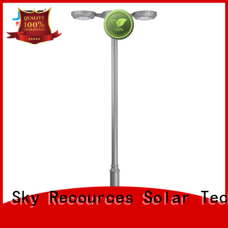 SRS outdoor garden lamps make in China for trees