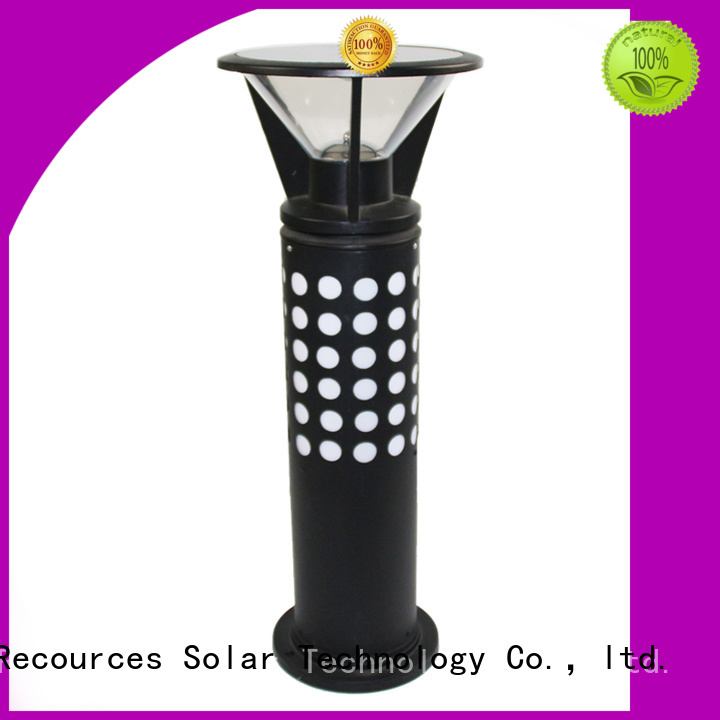 SRS energy solar led yard lights system for house