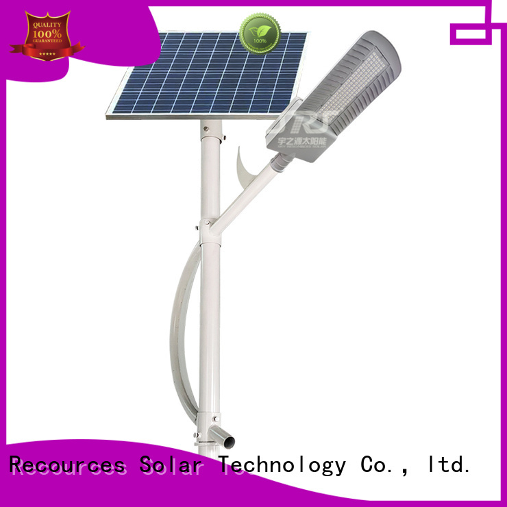 SRS buy solar powered street lights design for garden