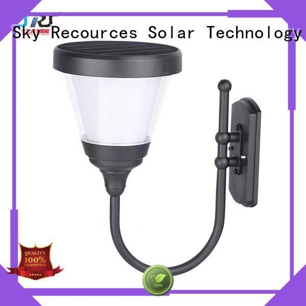SRS grass solar lights manufaturer for patio