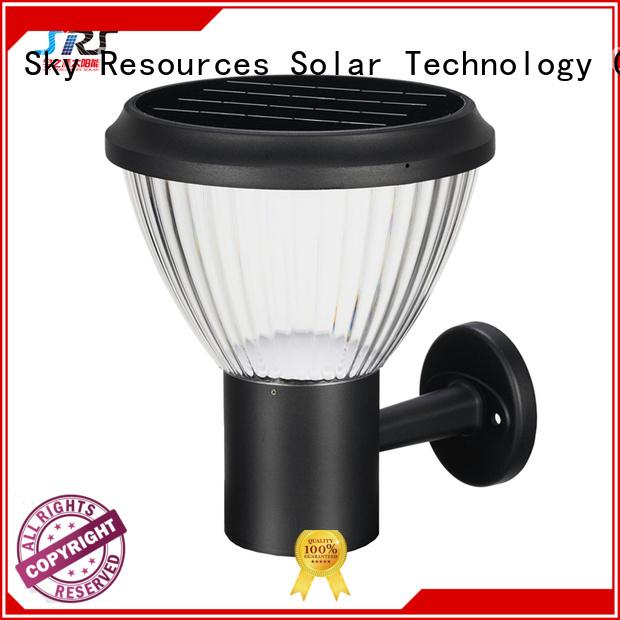 SRS Custom solar exterior wall light fixtures manufacturers for home