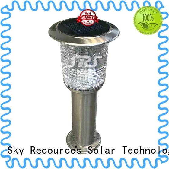 SRS solar grass lights supplier for house