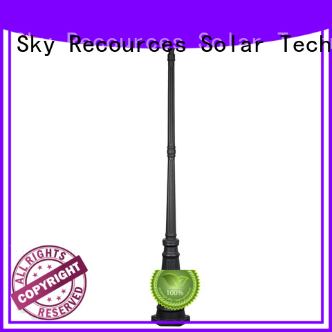 SRS rgb round solar garden lights images for trees