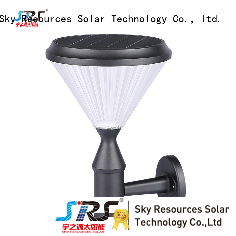 High-quality solar outdoor wall lantern outdoor for business for public lighting