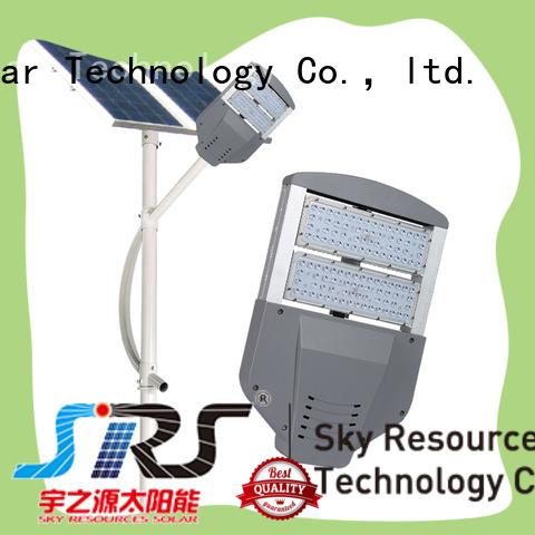 buy solar led street light pole supplier for shed