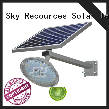 SRS solar compound lights price list for school