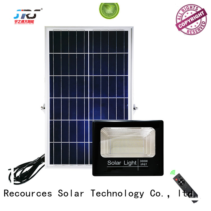 SRS integrated commercial solar powered flood lights wholesale for outside