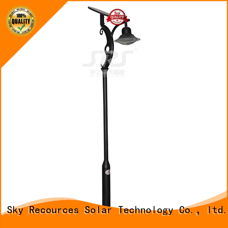 SRS outdoor solar landscape lights products for trees