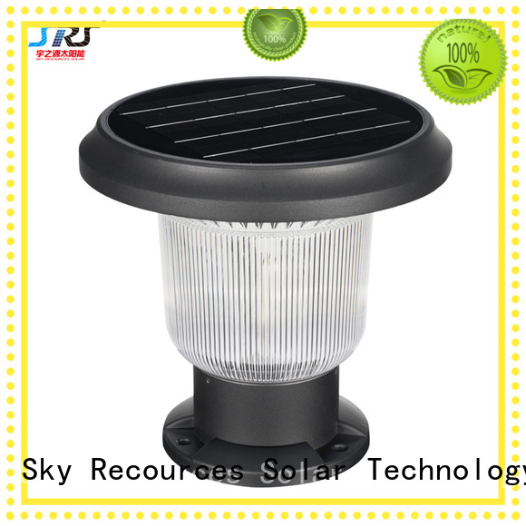 SRS Top good outdoor solar lights company for pathway