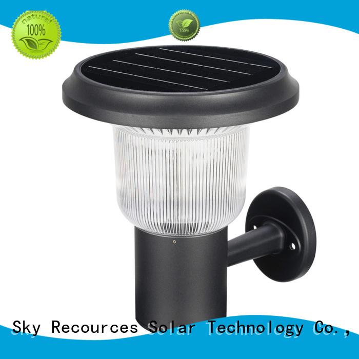 SRS custom solar patio lantern lights details for umbrella