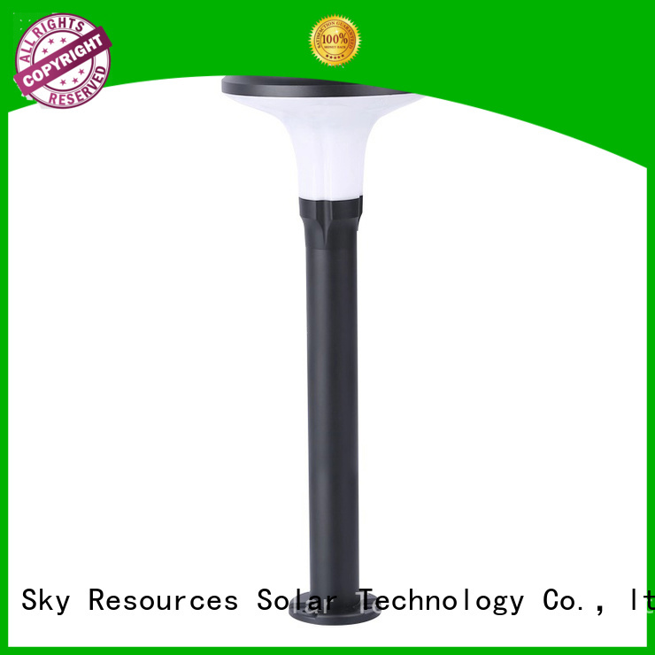 SRS yzycp017 lawn path lights manufaturer for pathway