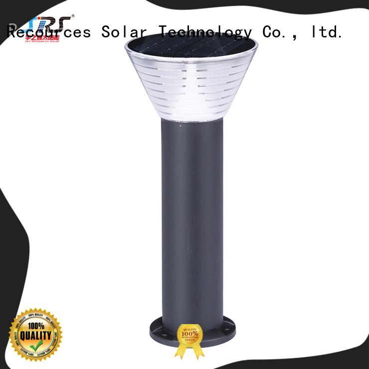 SRS advantages of solar lawn lanterns manufaturer for pathway