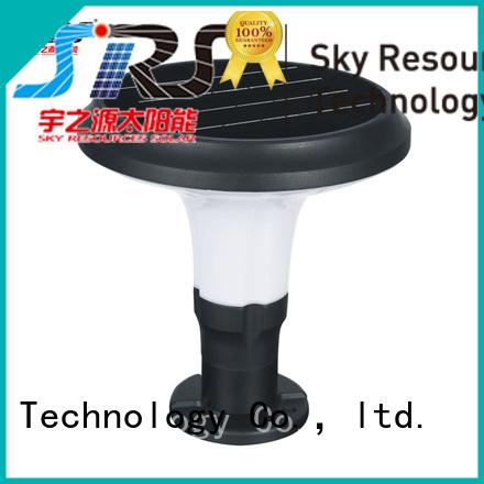 SRS integrated outdoor solar yard lights manufaturer for trees