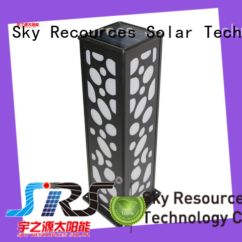 SRS solar yard lanterns manufaturer for house