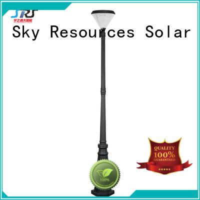 SRS integrating modern garden lamp post lights make in China for trees
