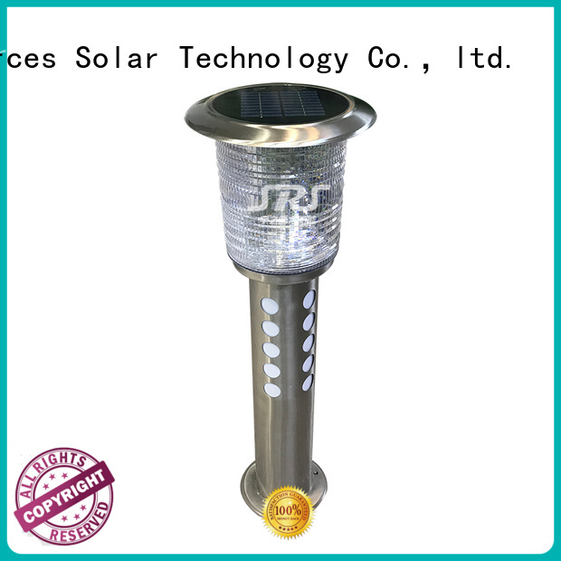 SRS custom outdoor solar lamps sale details for patio