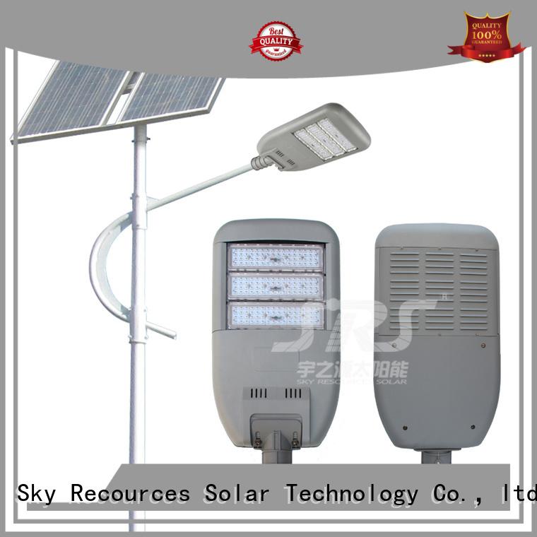 SRS buy solar light street lamp factory for outside