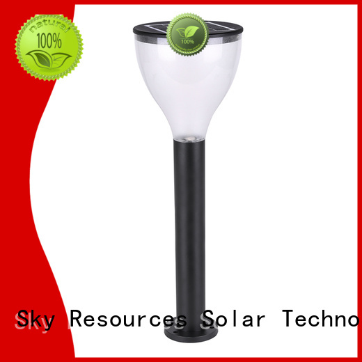high powered large solar yard lights lamps system for house