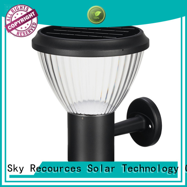 high powered solar lawn lanterns system for house
