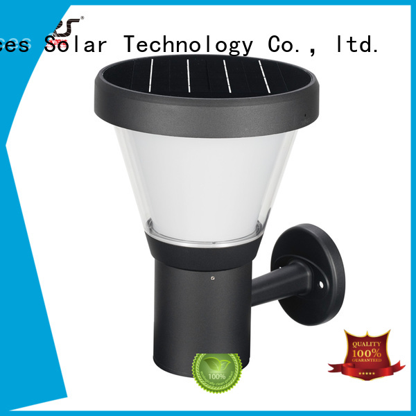 SRS outdoor lawn lights supplier for pathway