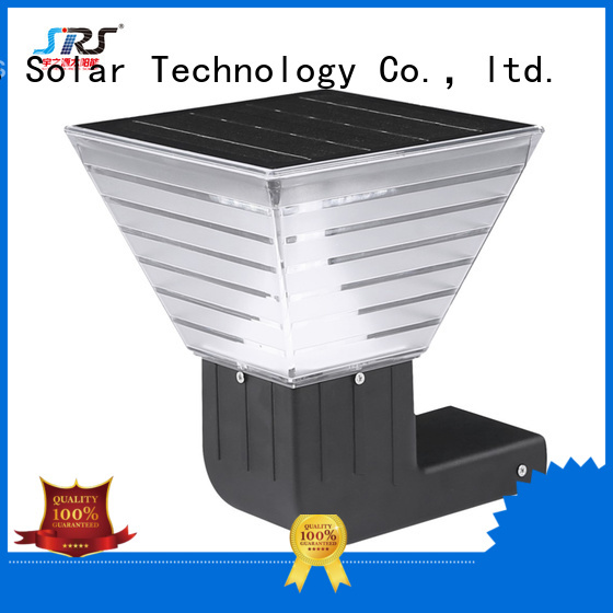SRS integrated solar yard lanterns system for umbrella