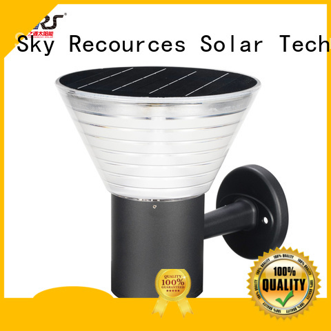SRS solar garden lamps and lanterns details for patio