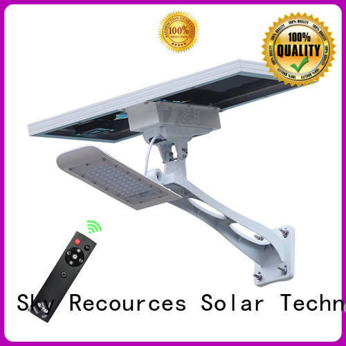 SRS solar led lights manufacturers price list for garden