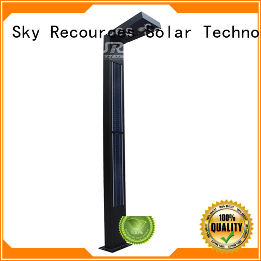 SRS high quality pretty solar garden lights export for trees