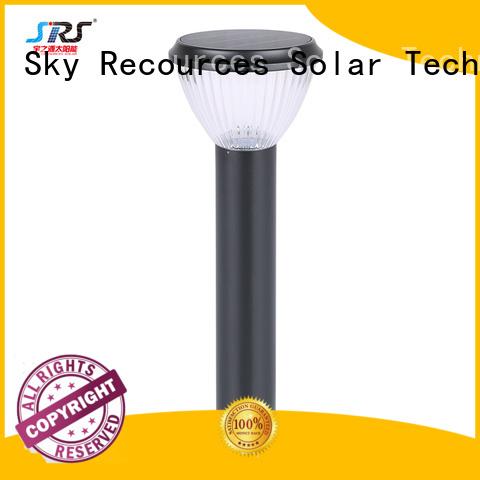 SRS outdoor solar lamps sale manufaturer for house