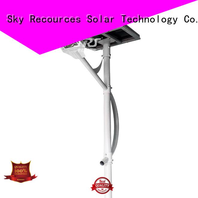 SRS solar light for road apply for home