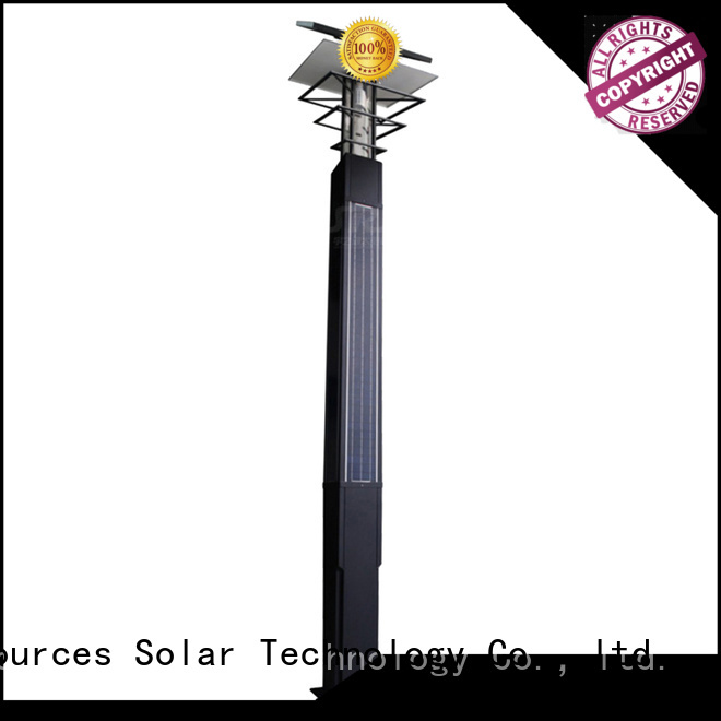 national modern garden lamp post lights lightsoutdoor make in China for trees