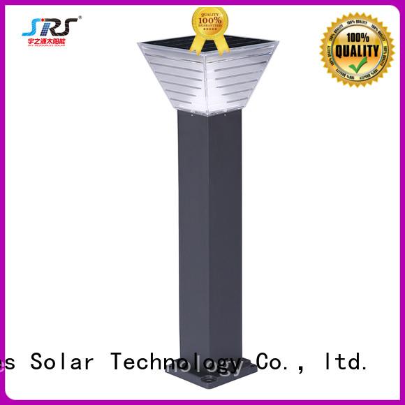 SRS advantages of best solar lawn lights supplier for umbrella