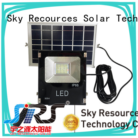 cheap solar lights outdoor series for village SRS