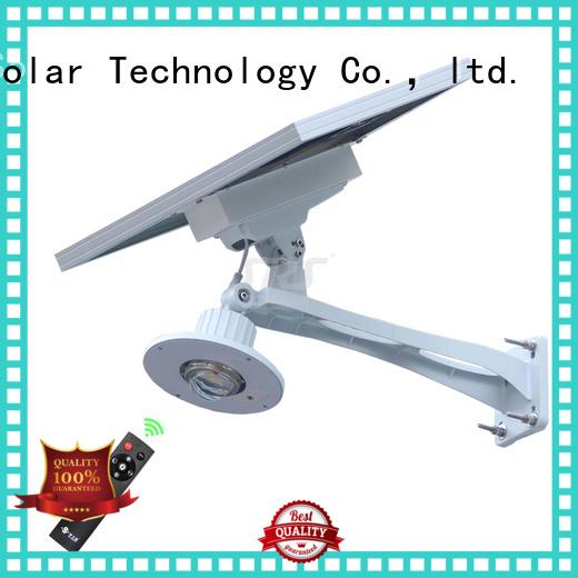 SRS solar led lights manufacturers configuration for school