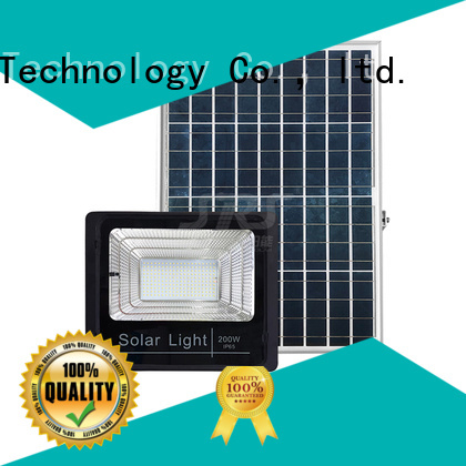 SRS bifacial commercial solar powered flood lights wholesale for home use