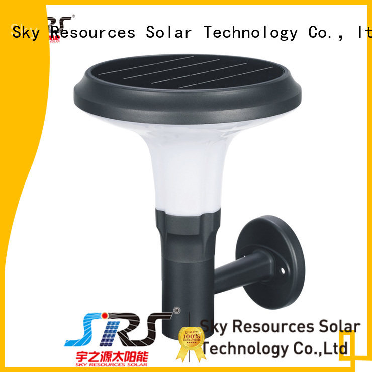SRS Latest solar wall sconce for business for home