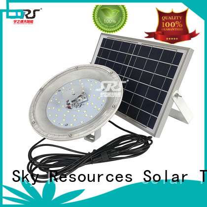 smart brightest solar flood lights outdoor 25w customized for outside