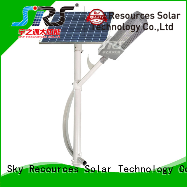 SRS buy solar light for road supply for home