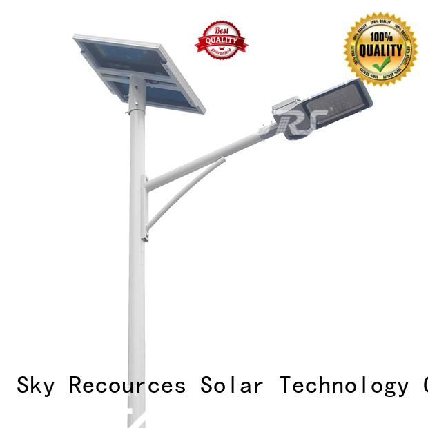 SRS solar compound lights configuration for flagpole