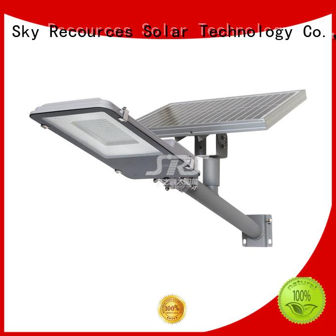 SRS solar road light specification for school