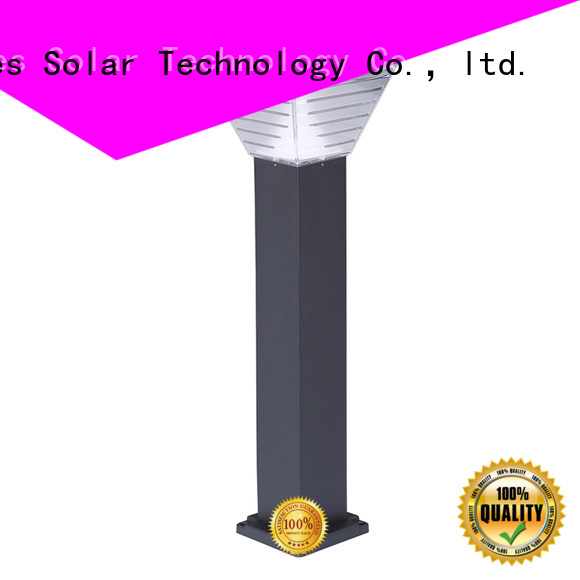 SRS integrated garden lawn lights supplier for umbrella