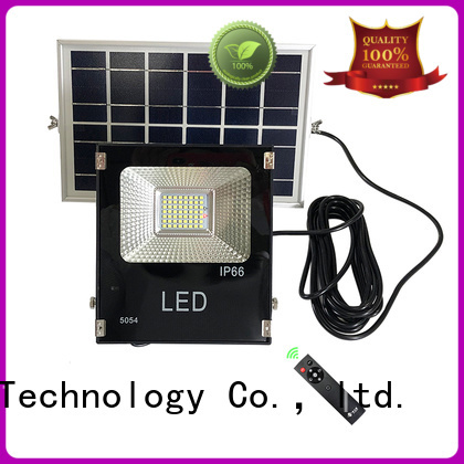 integrated best solar powered outdoor flood lights customized for home use